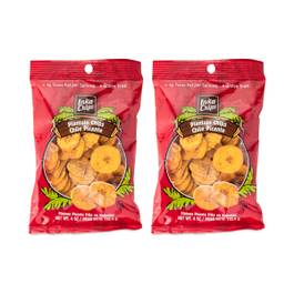 Inka Plantain Chips, Chile Picante (2-pack)