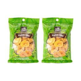 Plantain Chips, 2 Pack