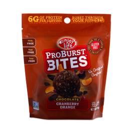 ProBurst Chocolate Bites, Cranberry Orange