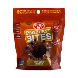 ProBurst Chocolate Bites, Sunseed Butter
