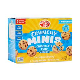 Crunchy Minis Chocolate Chip Cookies