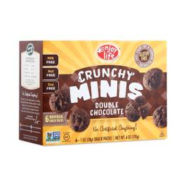 Crunchy Minis Double Chocolate Cookies