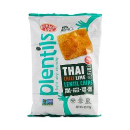 Plentils Thai Chili Lime Lentil Chips