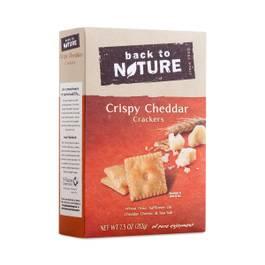 Crispy Cheddar Crackers