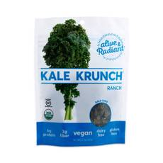 Southwest Ranch Kale Krunch