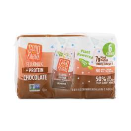 Flaxmilk + Protein, Chocolate