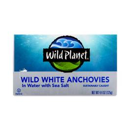 White Anchovies in Water