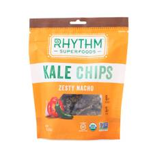 Zesty Nacho Kale Chips
