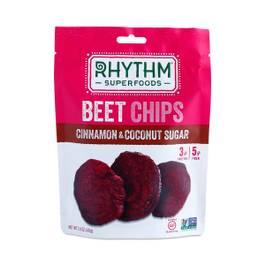Cinnamon & Coconut Sugar Beet Chips