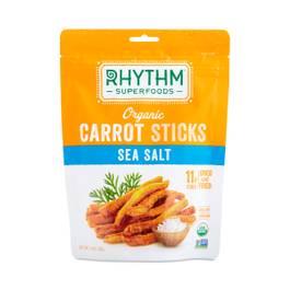 Carrot Sticks, Sea Salt
