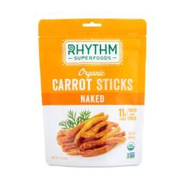 Carrot Sticks, Naked