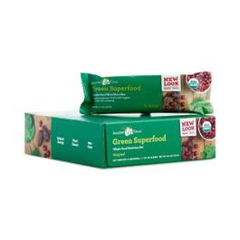 Green Superfood Energy Bars