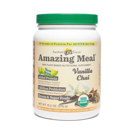 Amazing Meal Vanilla Chai Infusion