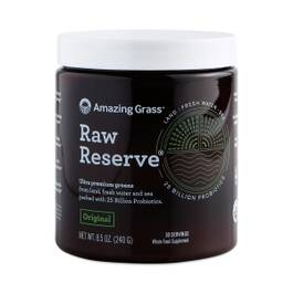 Original Raw Reserve Green Superfood Powder