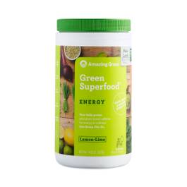 Lemon Lime Green Superfood Powder