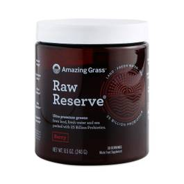 Berry Raw Reserve Green Superfood Powder