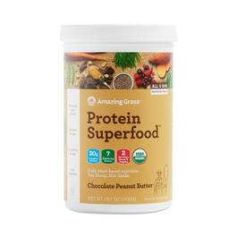Superfood Protein Powder, Chocolate Peanut Butter