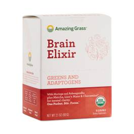 Brain Elixir Packets