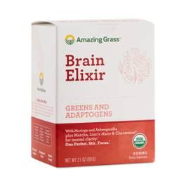 Brain Elixir Packets