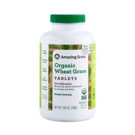 Organic Wheat Grass Tablets