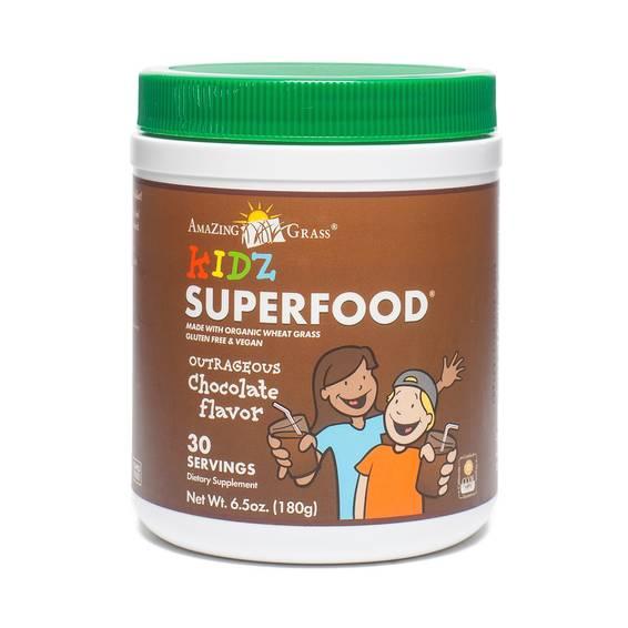 Chocolate Kidz SuperFood Powder