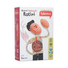 Organic Red Lentil Rotini