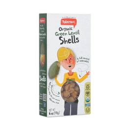 Organic Green Lentil Shell