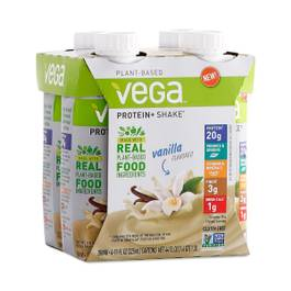 Vega Protein+ Ready to Drink Shake, Vanilla