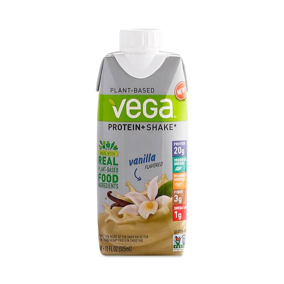 Vanilla Vega Protein+ Ready to Drink Shake - Thrive Market