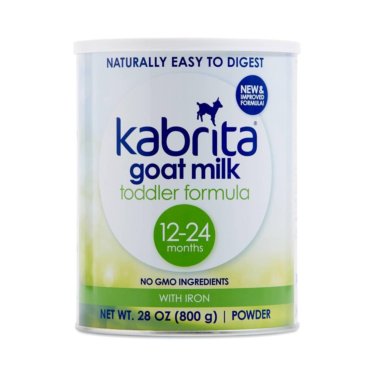 Kabrita Goat Milk Toddler Formula Powder 12 24 Months
