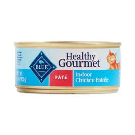 Blue Healthy Gourmet Adult Cat Food Indoor Chicken Entree