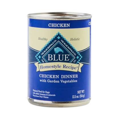Homestyle recipe chicken dinner with garden vegetables and brown homestyle recipe chicken dinner with garden vegetables and brown rice canned dog food forumfinder Image collections