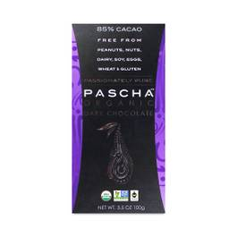 Organic 85% Cacao Chocolate Bar