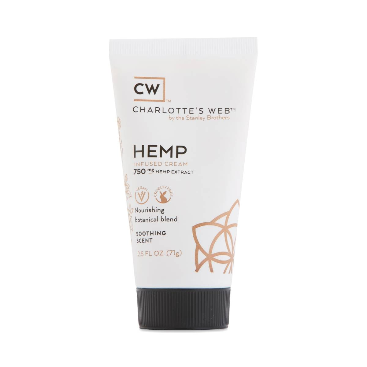 Soothing Scent Hemp Infused Cream By Charlotte S Web
