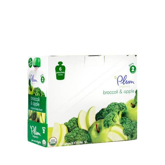 Second Blends Broccoli & Apple