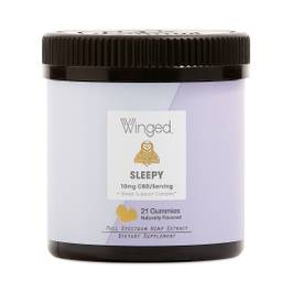 10 mg CBD Gummies, Sleepy