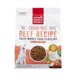 Grain Free Beef Whole Food Clusters