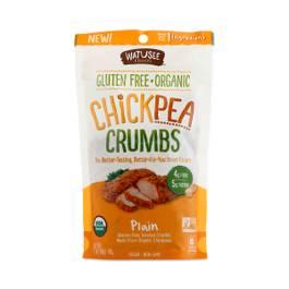 Organic Chickpea Crumbs