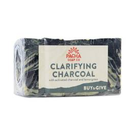 Clarifying Charcoal Bar Soap