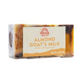 Almond Goat's Milk Bar Soap