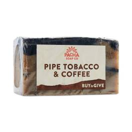 Pipe Tobacco & Coffee Bar Soap