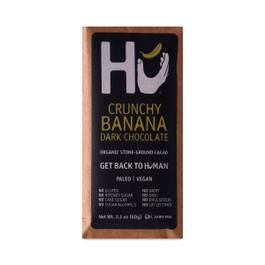 Crunchy Banana Chocolate Bar