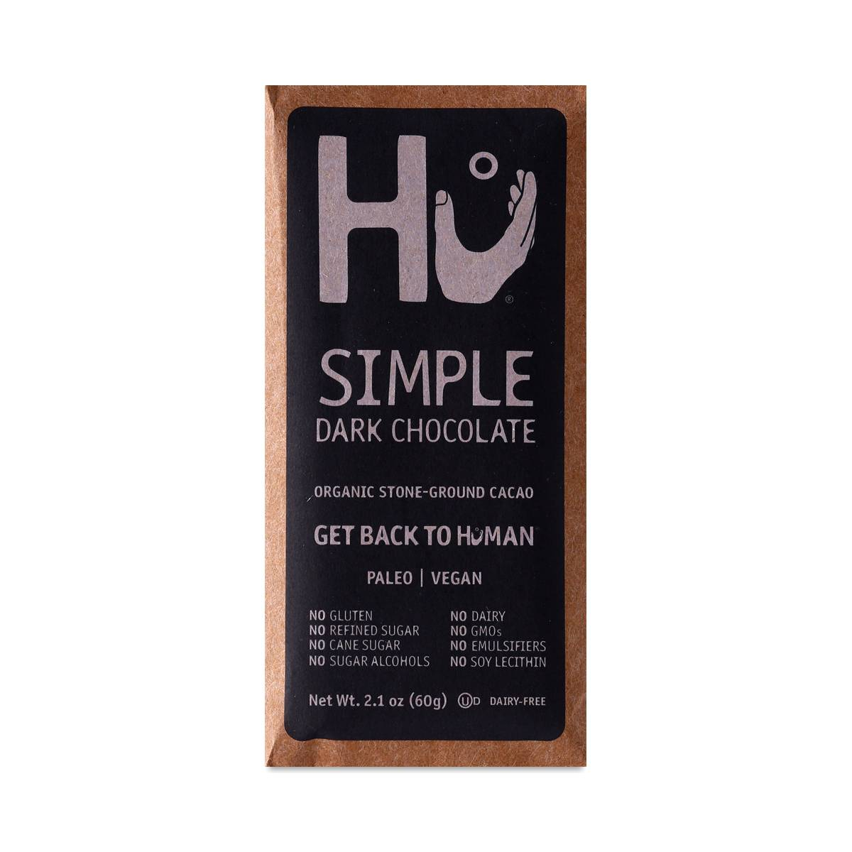 Hu Kitchen Simple Chocolate Bar
