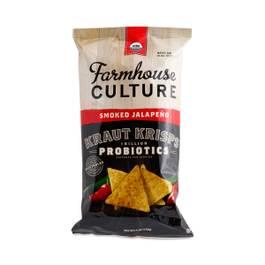 Smoked Jalapeno Kraut Krisps