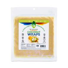 Turmeric Coconut Wraps