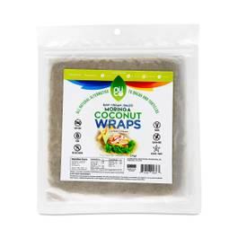 Moringa Coconut Wraps