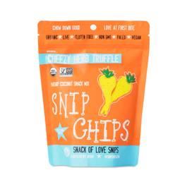 Cheesy Herb Truffle Snip Chips