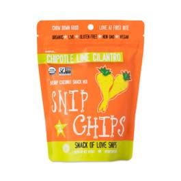 Chipotle Lime Cilantro Snip Chips
