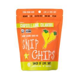 Chipotle Lime Cilantro Snip Chips