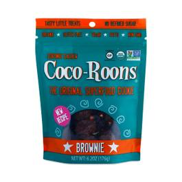 Organic Brownie Coco-Roons